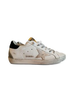 SNEAKERS GGDB SUPER-STAR BIANCHE golden goose deluxe brand blue express