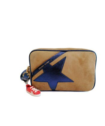 BORSA GGDB STAR BAG COGNAC blue express family borse