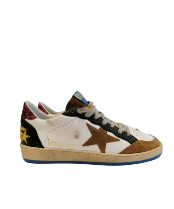 SNEAKERS GGDB BALL STAR BIANCHE golden goose blue express family