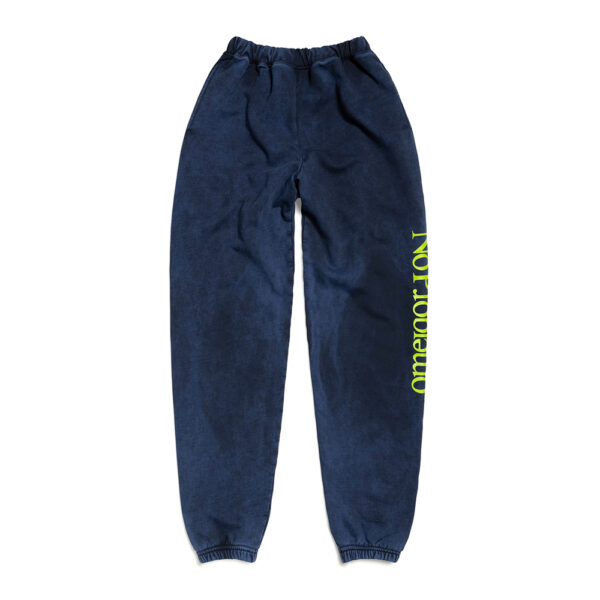 PANTALONE NO PROBLEMO ACID ARIES BLUE express family streetwear hip hop