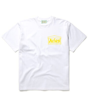 T-SHIRT ARIES TEMPLE BIANCA