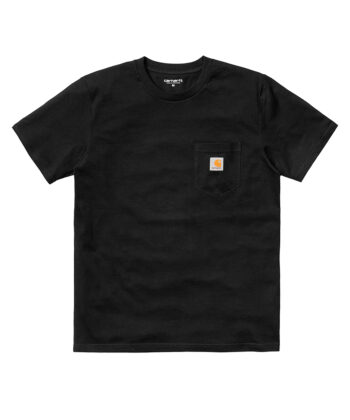 T-SHIRT CARHARTT POCKET NERA blue express family Carhartt WIP