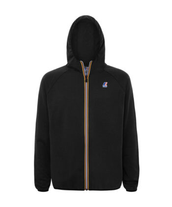 FELPA K-WAY VICTOR NERA blue express family k way hoodie verona