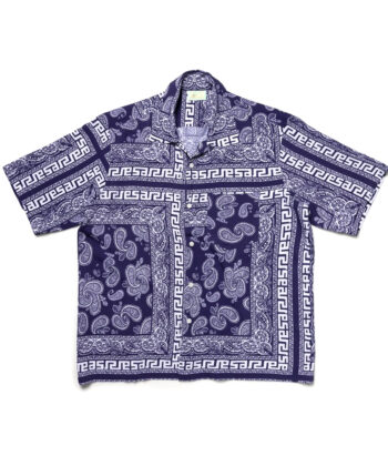 CAMICIA ARIES BANDANA BLUE blue express family