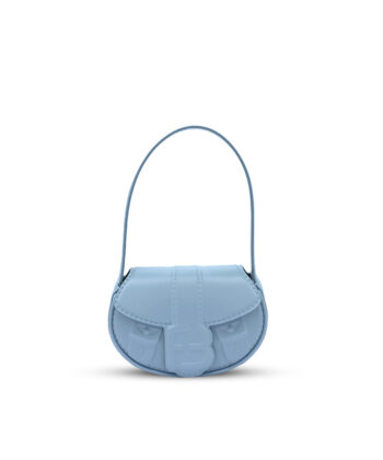 BORSA FORBITCHES MY BOO 6 BABY BLUE blue express family Verona tiny bag