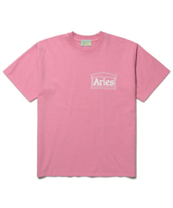 T-SHIRT ARIES TEMPLE ROSA no problemo blue express family