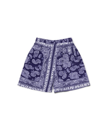 PANTALONE ARIES BANDANA BLUE blue express family