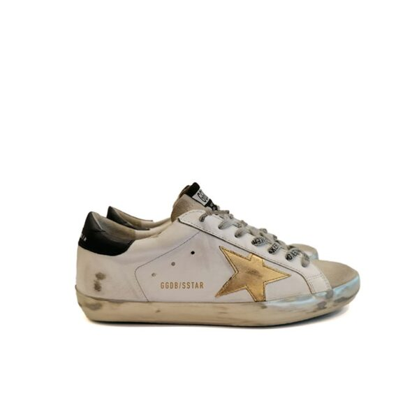 SNEAKERS GGDB SUPER-STAR BIANCHE golden goose deluxe brand blue express family