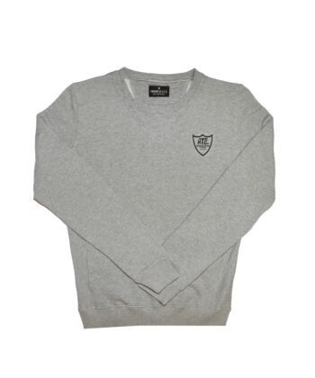 BASIC HTC M GREY SWEATER