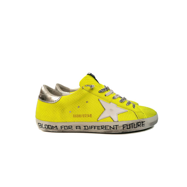 SNEAKERS GGDB SUPER-STAR GIALLE blue Express Family