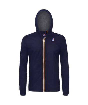 GIACCA K-WAY JACQUES JERSEY BLUE way blue express Verona