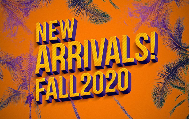new arrivals fall 2020 blue express family
