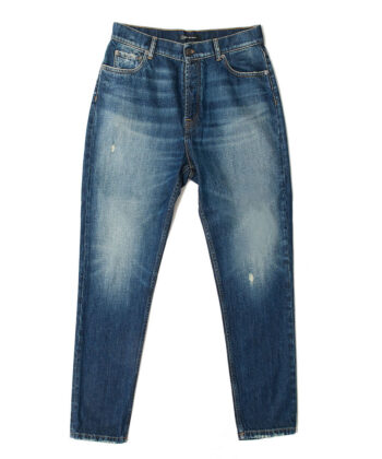 JEANS HTC LOOSE FIT DENIM blue express family official verona scudo shield