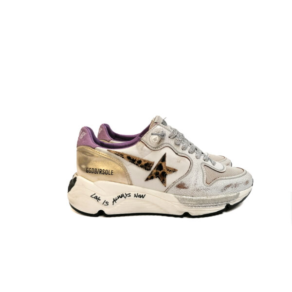 SNEAKERS GGDB SOLE BIANCHE golden goose Verona Blue Express Family